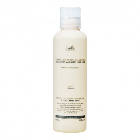 La'dor Triplex Natural Shampoo