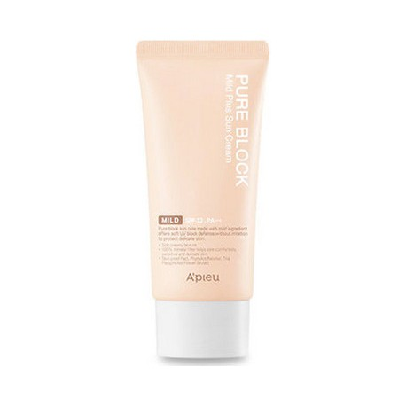 A'pieu Pure Block Mild Plus Sun Cream Spf32/Pa+++