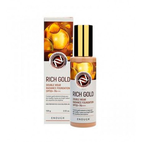 Enough Rich Gold Double Wear Radiance Foundation 13