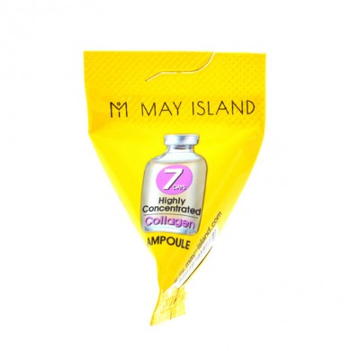 May Island 7 Days Collagen Ampoule