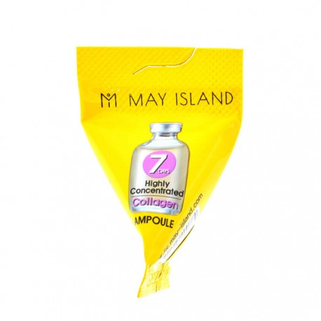 May Island Seven Days Collagen Ampoule 1 in 12