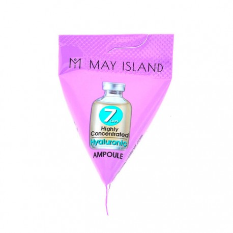 May Island Seven Days Hyaluronic Ampoule 1 in 12