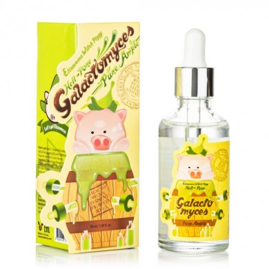 Уценка* Elizavecca Witch Piggy Hell-Pore Galactomyces Pure Ample