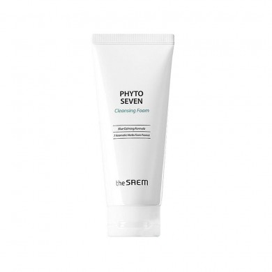 The Saem PHYTO SEVEN Cleansing Foam