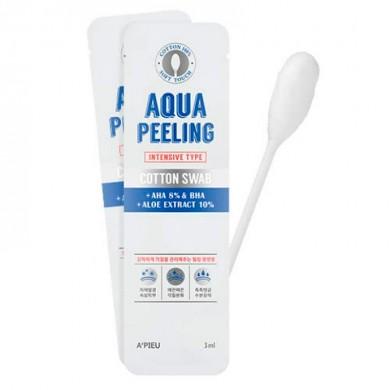 A'PIEU Aqua Peeling Cotton Swab Intensive