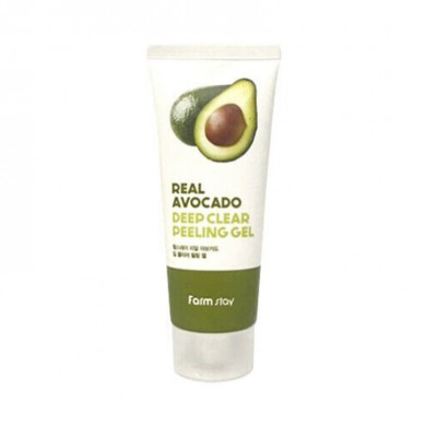 Farmstay Real Avocado Deep Clear Peeling Gel