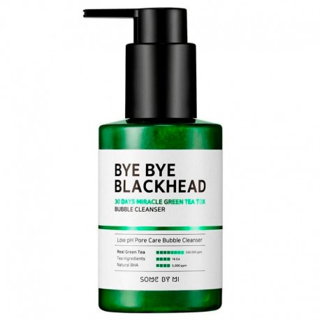 Some By Mi Bye Bye Blackhead 30 Days Miracle Green Tea Tox Bubble