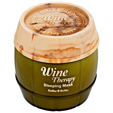 Holika Holika Wine Therapy Sleeping Mask White Wine