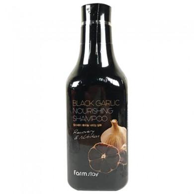 Farmstay Black Garlic Nourishing Shampoo