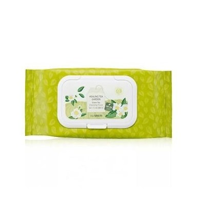 The Saem Olive Deep Cleansing Tissue