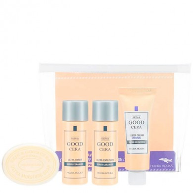 Holika Holika Skin & Good Cera Travel Kit