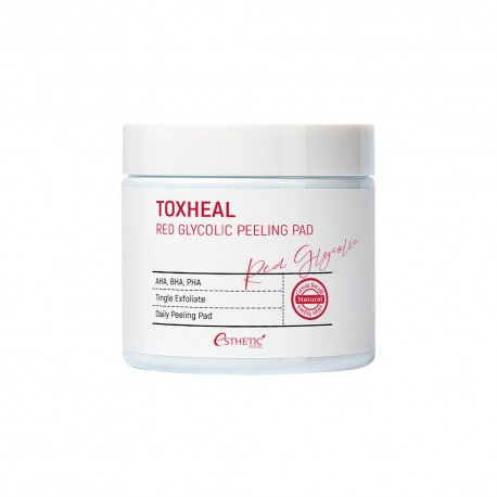 Esthetic House Toxheal Red Glycolic Peel Pads