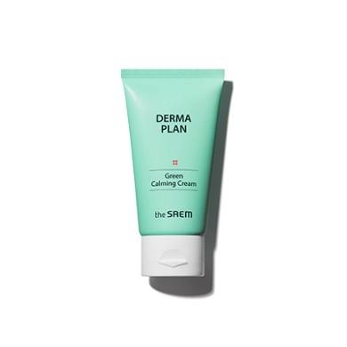 The Saem Derma Plan Green Calming Cream