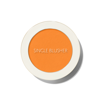 The Saem Saemmul Single Blusher OR02 Selfie Orange