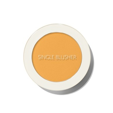 Saemmul Single Blusher YE01 Honey Yellow
