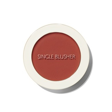 Saemmul Single Blusher OR03 Persimmon Juice