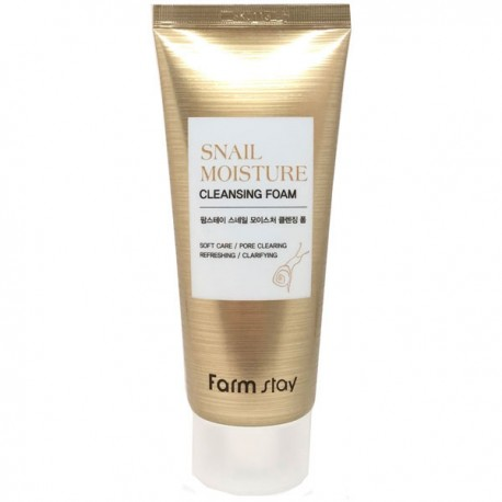 Farmstay Snail Moisture Cleansing Foam