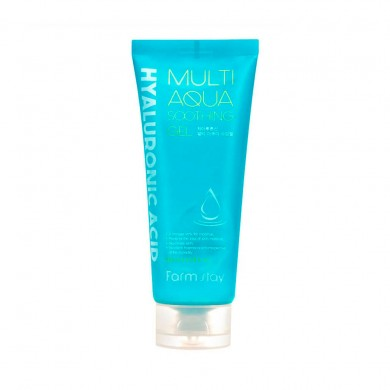 Farmstay Hyaluronic Acid Multi Aqua Soothing Gel