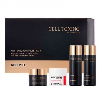 Medipeel Cell Toxing Dermajours Trial Kit