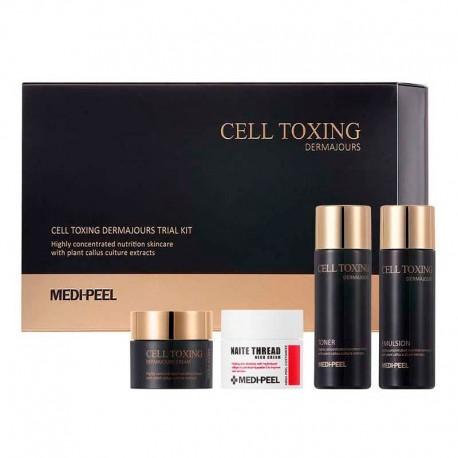 Medipeel Cell Toxing Dermajours Trial Kit