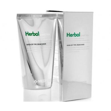 MEDI-PEEL Herbal Peel Tox Wash Off Type Cream Mask