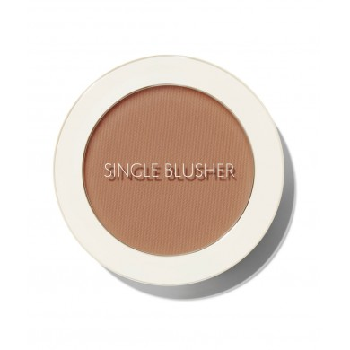 The Saem Saemmul Single Blusher Br01 Call Me Brown (Shading)