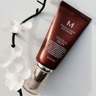 Missha M Perfect Cover BB Cream SPF42/PA+++ ББ крем