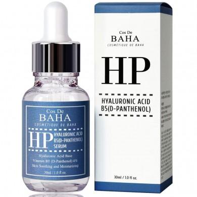 Cos De Baha Hyaluronic Acid + 4% Vitamin B5 Serum
