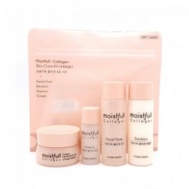 Etude House Moistfull Collagen Skin Care 4 Kit