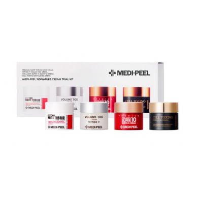 Medi-peel Signature Skin Trial Kit