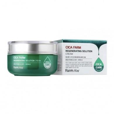FarmStay Cica Farm Regenerating Solution Cream