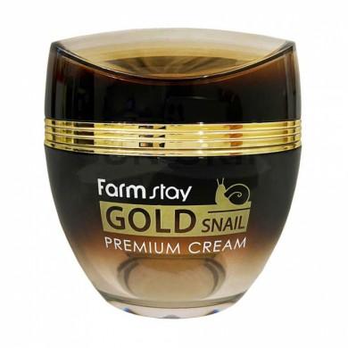 Farmstay Gold Snail Premium Cream