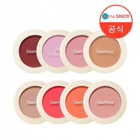 The Saem Saemmul Single Blusher