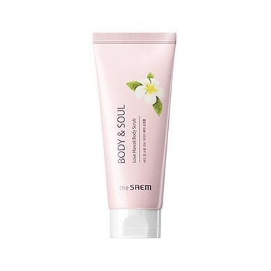 The Saem Body & Soul Love Hawaii Body Scrub
