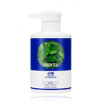 Holika Holika Daily Fresh Green Tea Cleansing Cream