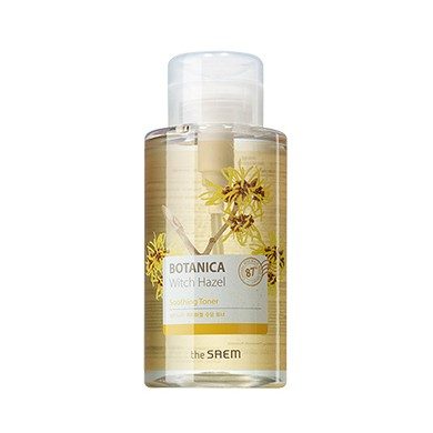The Saem Botanica Witch Hazel Soothing Toner