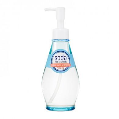 Holika Holika Soda Pore Cleansing B.B Deep Cleansing Oil Гидрофильное масло для глубокой очистки пор