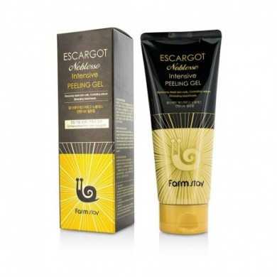 Farmstay Escargot Noblesse Intensive Peeling Gel