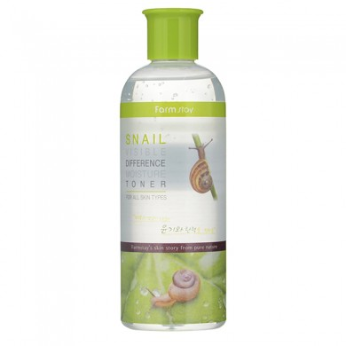 Farmstay Snail Visible Difference Moisture Toner