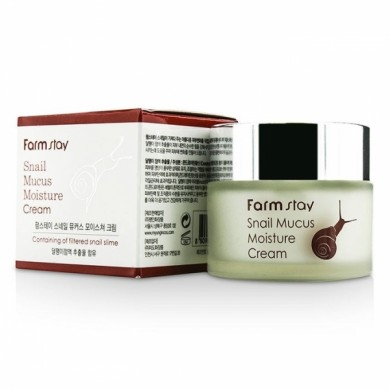 Farmstay Snail Mucus Moisture Cream