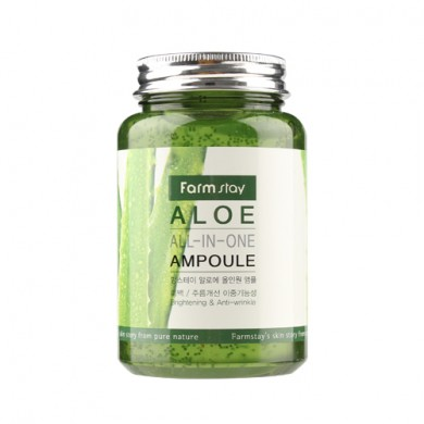 Farmstay Aloe All In One Ampoule