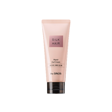 The Saem Silk Hair Repair Curl Cream