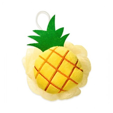 Etude House Tropical Pineapple Shower Ball