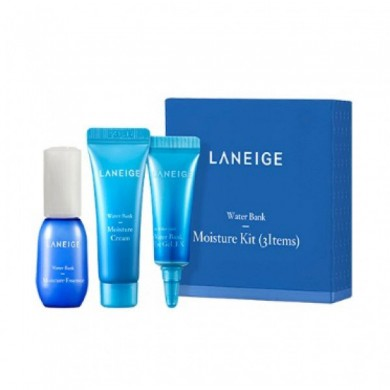 Laneige Water Bank Hydro 3 Kit