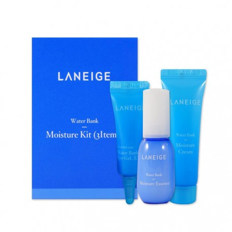 Laneige Water Bank Moisture 3 Kit