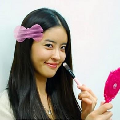Lioele Pink Hair Pad Удерживатель волос