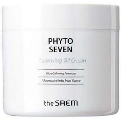 The Saem Phyto Seven Cleansing Oil Cream