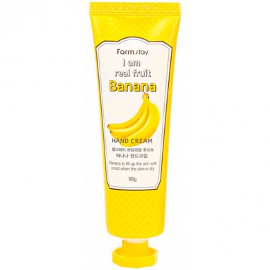 Farmstay I Am Real Fruit Banana Hand Cream