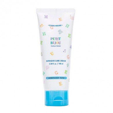 Etude House Petit Bijou Cotton Snow Intensive Care Cream
