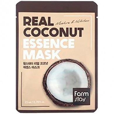 Farmstay Real Coconut Essence Mask